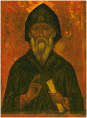 Icon of St. John Climacus